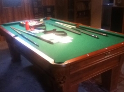 Pacific Billiards & Snookers