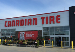 Canadian Tire(Marine Dr店)